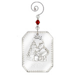 2017 Waterford Twas The Night Crystal Christmas Ornament