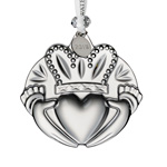 2019 Claddagh | Waterford Crystal Christmas Tree Decoration | Heart Ornament