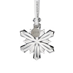 2019 Waterford Mini Snowflake Crystal Christmas Ornament, Snowflake decoration