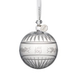 2019 Waterford Ogham Joy Ball Ornament
