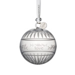 2019 Waterford Ogham Love Ball Ornament
