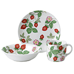 Wedgwood Wild Strawberry Collection Baby Gifts