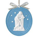 2014 Wedgwood Annual Christmas Porcelain Ornament