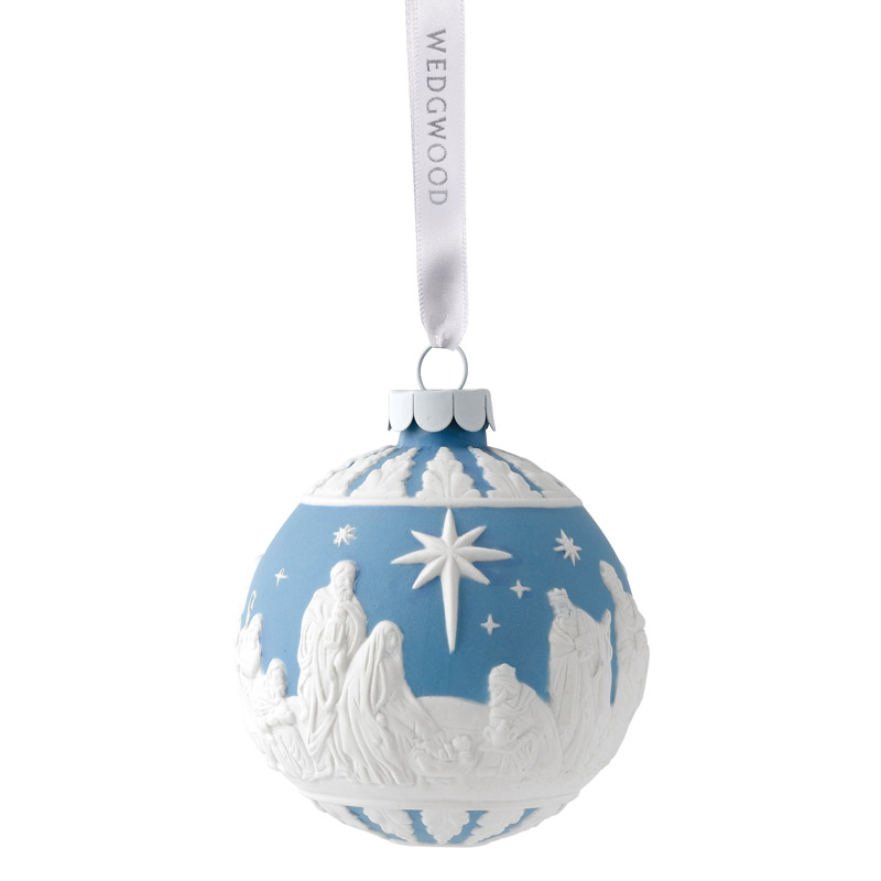 Wedgwood Christmas Ornaments