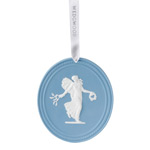 2017 Wedgwood Annual Porcelain Christmas Ornament