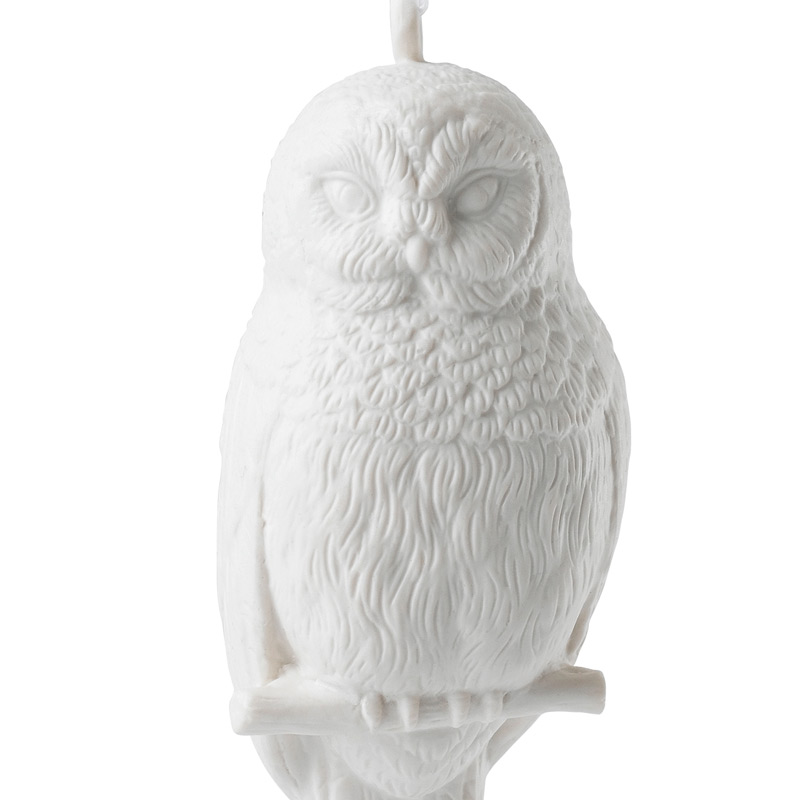 2017 figural owl christmas ornament wedgwood christmas tree decoration christmas owl design