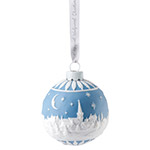 Wedgwood The Christmas Sky at Night Porcelain Christmas Ornament