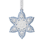 2019 Snowflake, Porcelain Ornament