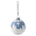 Wedgwood Nativity Ball 2019 Porcelain Christmas Ornament