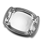 Belle Mont Oval Tray by Wilton Armetale