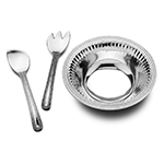 Wilton Armetale Large 3pc Salad Set