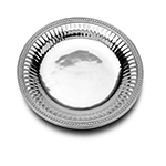Wilton Armetale Medium Round Tray