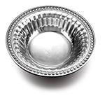 Wilton Armetale Snack Bowl