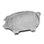 Gourmet Grillware Pig Griller by Wilton Amertale