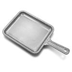 Gourmet Grillware Rectangular Skillet by Wilton Amertale
