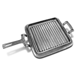 Gourmet Grillware Square Griddle w/ Handles by Wilton Amertale