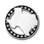 Wilton Armetale Texas State Trivet