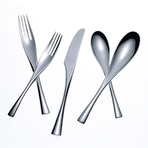 Yamazaki merge stainless steel flatware silverware - Yamazaki stainless steel flatware ...